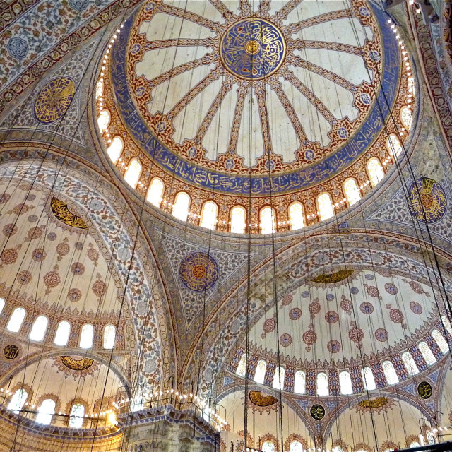 """""""Blue Mosque"""" stock image"""