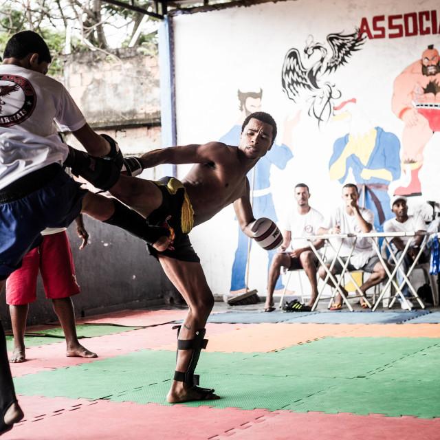 """Favela Jiu Jitsu Championship"" stock image"
