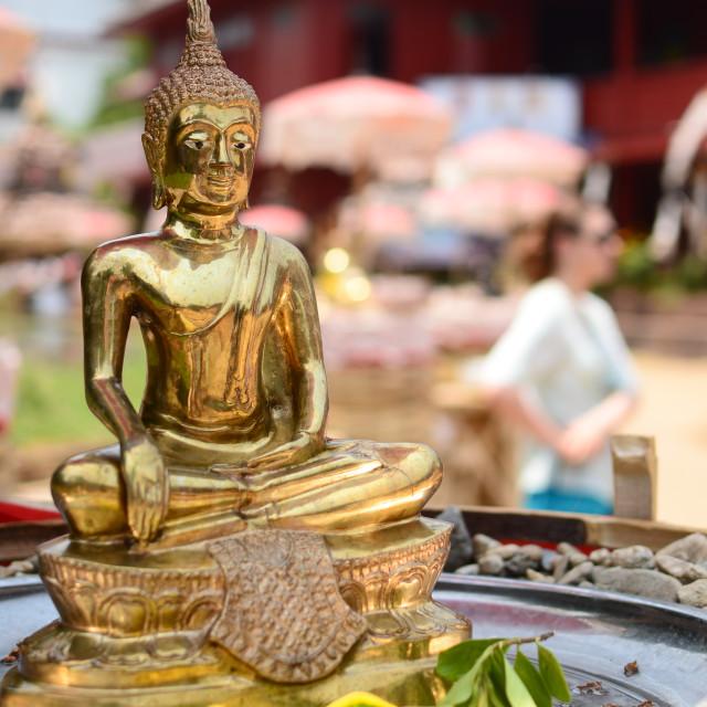"""Buddha"" stock image"