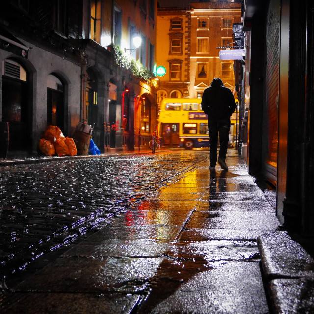 """Temple Bar"" stock image"