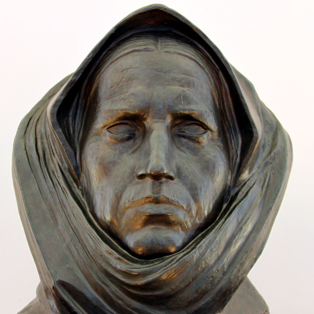 """""""Mestrovic's Mother"""" stock image"""