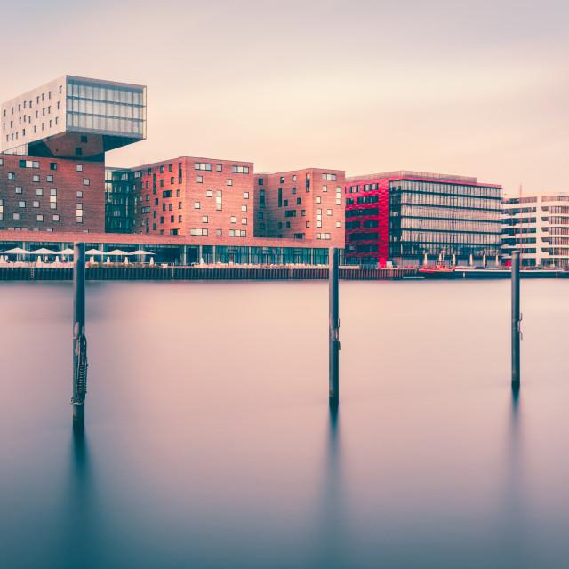 """Berlin Skyline"" stock image"