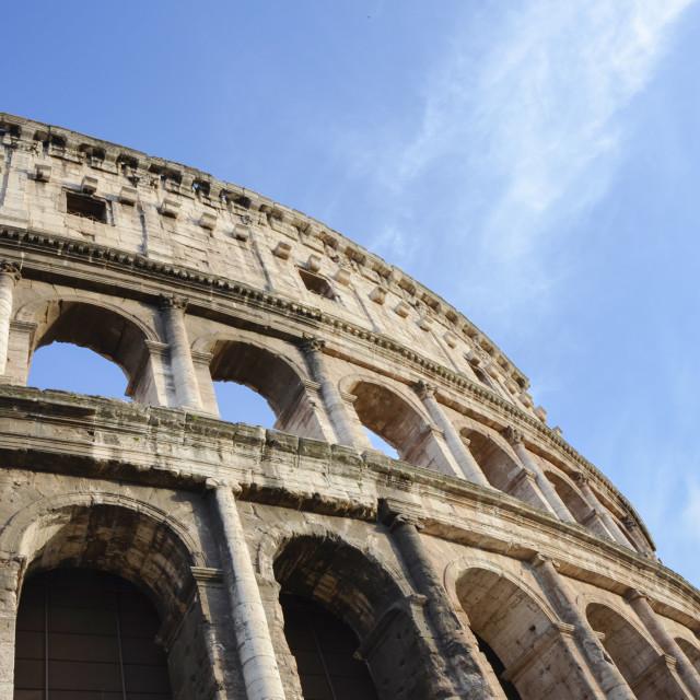 """Rome - Colosseum"" stock image"
