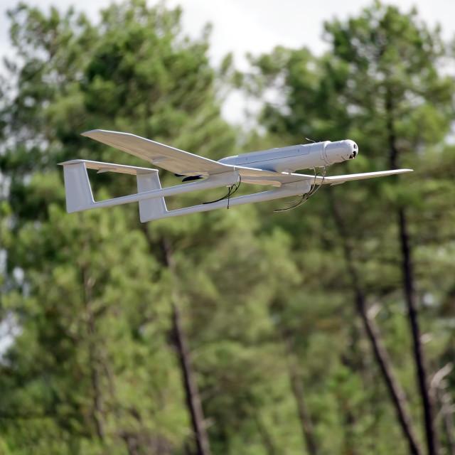 """UAV army modern plane"" stock image"