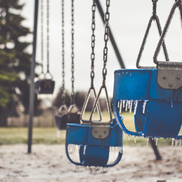 """swings"" stock image"