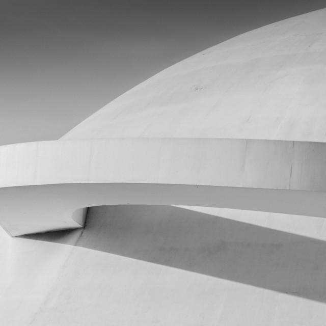 """Museu Nacional da República, Brasília"" stock image"
