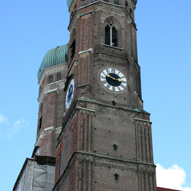 """church tower"" stock image"