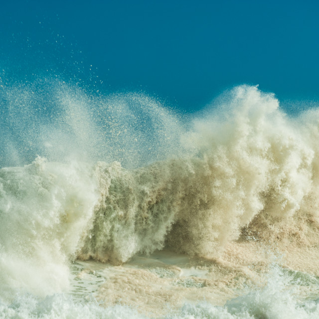 """""""Thunder of the opcean"""" stock image"""