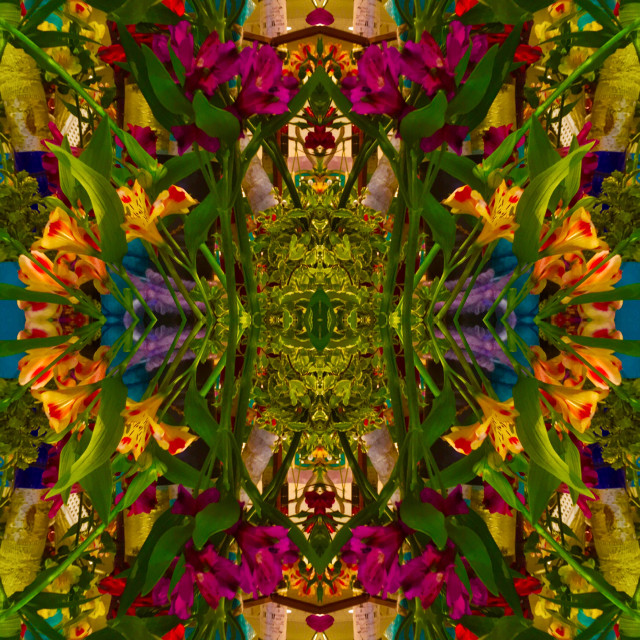 """""""Abstract Fractal"""" stock image"""