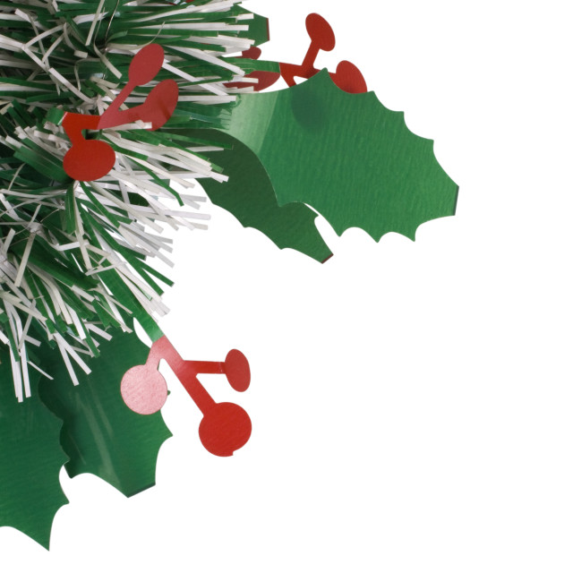 """""""Close-up of a Christmas tree"""" stock image"""