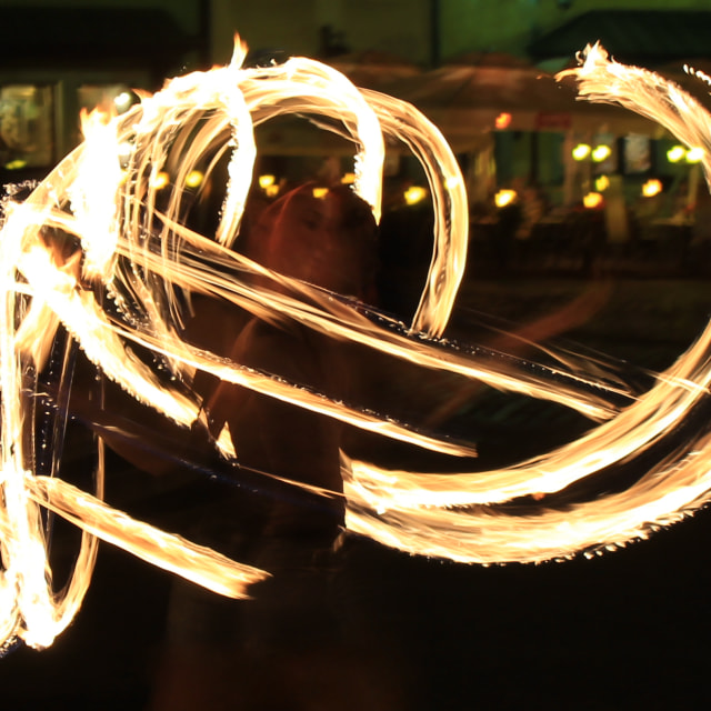 """Fireshow"" stock image"