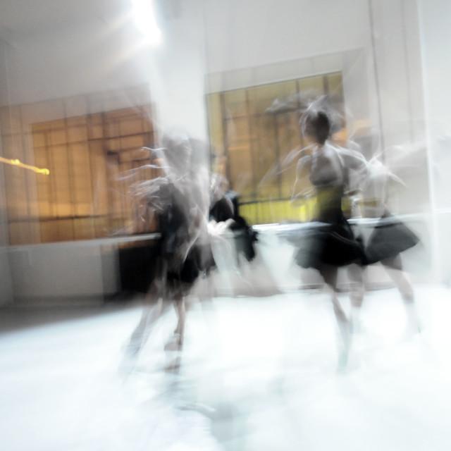 """Dance"" stock image"