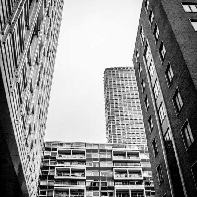 """London Blocks"" stock image"