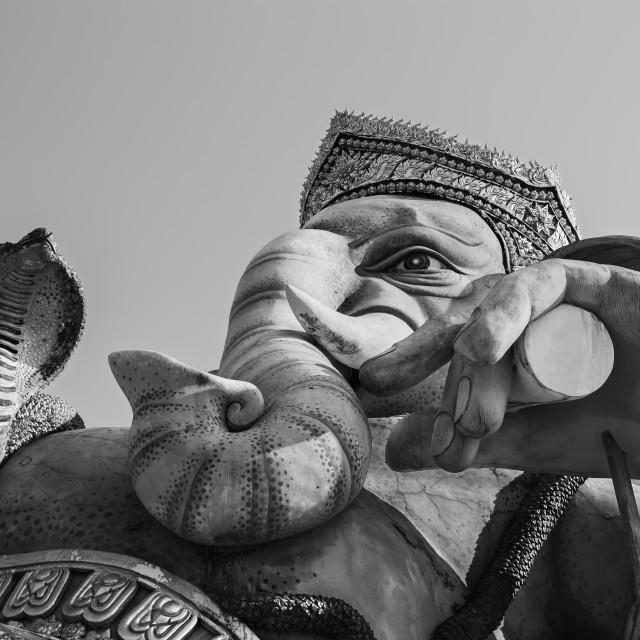"""""""Ganesha"""" stock image"""