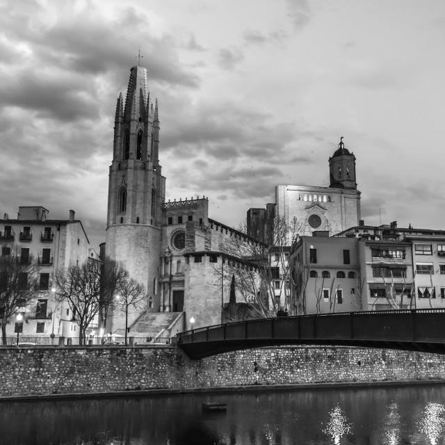 """Girona Spain"" stock image"