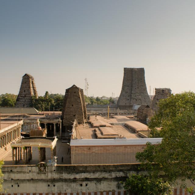 """Meenakshi Temple"" stock image"