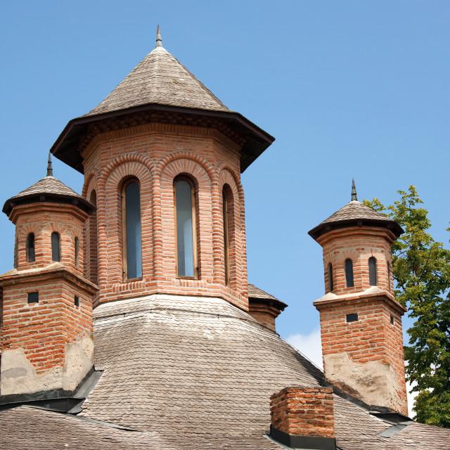 """snagov monastery"" stock image"