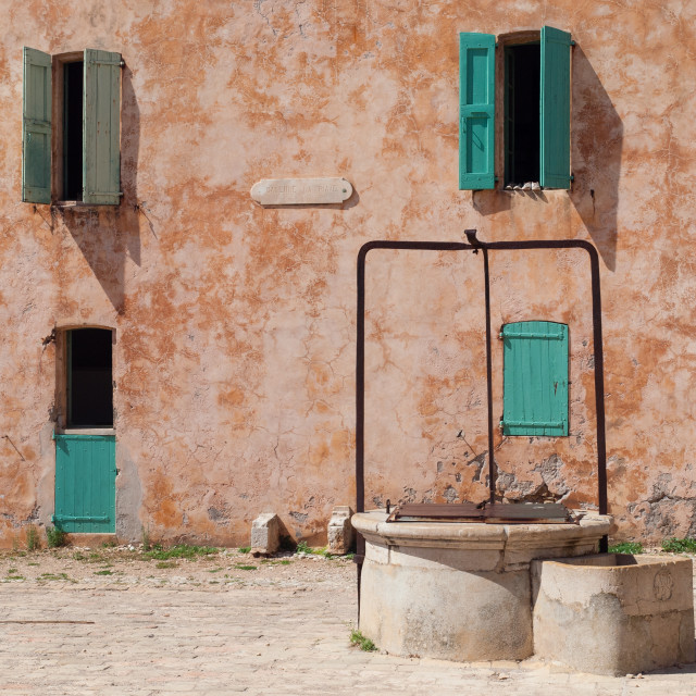 """Caserne La Piave"" stock image"