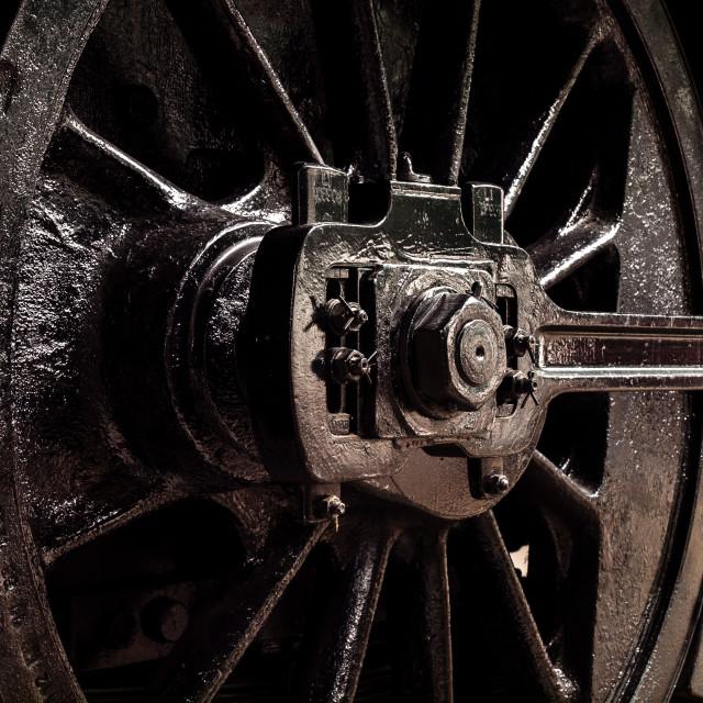 """""""Monochrome Wheel"""" stock image"""