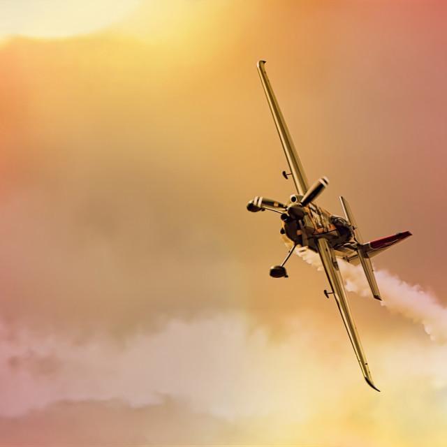 Evening Aerobatics