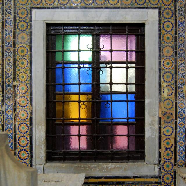 """""""Gurgi Window"""" stock image"""