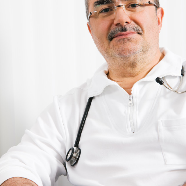 """Medical Doctor"" stock image"