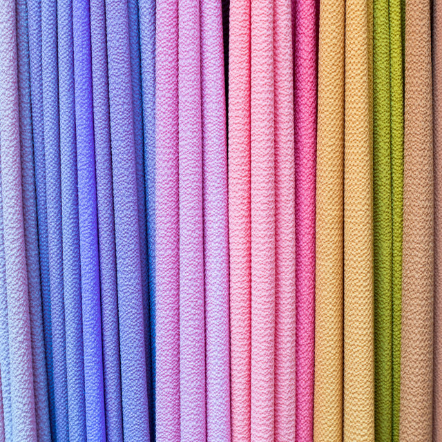 """""""Colorful Patterns"""" stock image"""
