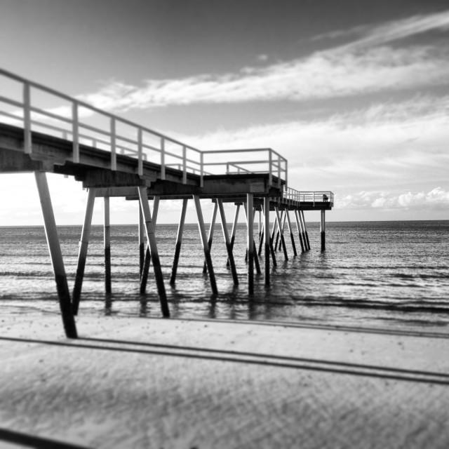 """Hervery Bay - QLD - Australia"" stock image"