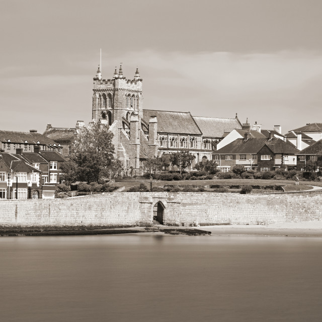 """Old Hartlepool"" stock image"