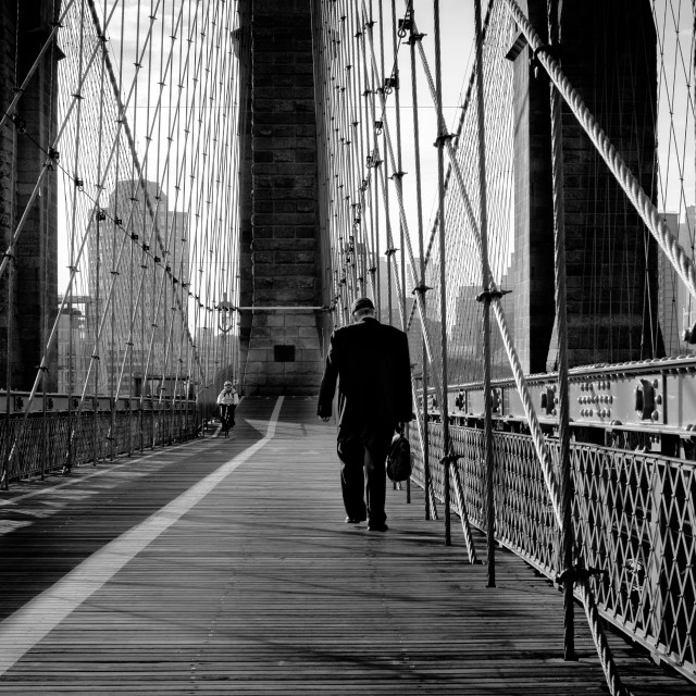 """""""back to brooklyn"""" stock image"""