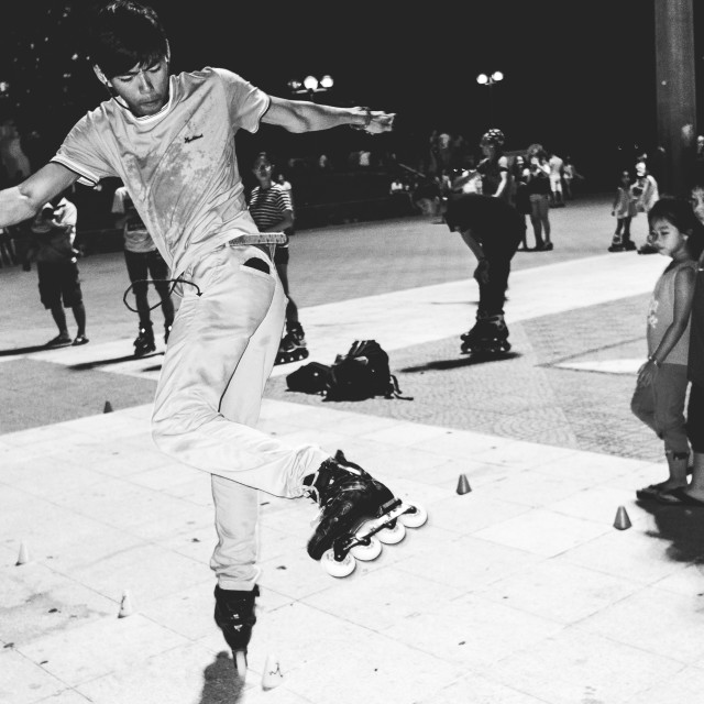 """""Street Dancer"" !"" stock image"