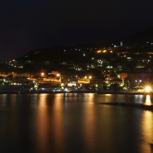 """Recco (Liguria)"" stock image"