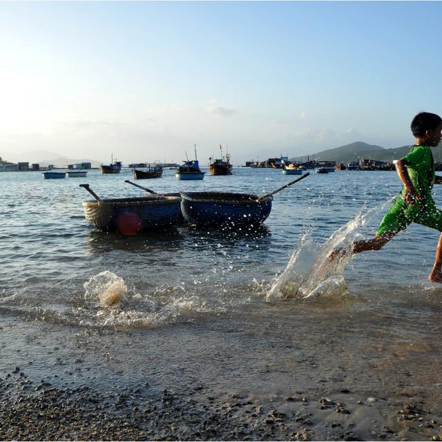 """Nha Trang - Vietnam"" stock image"