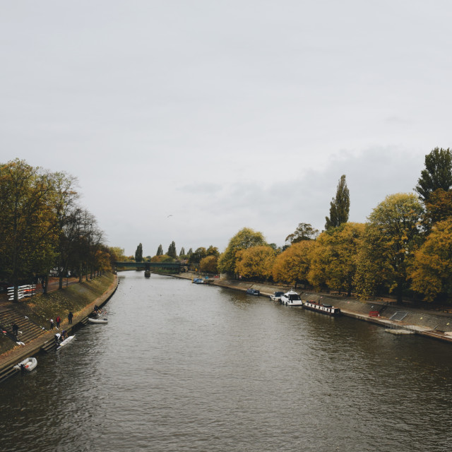 """River Ouse"" stock image"