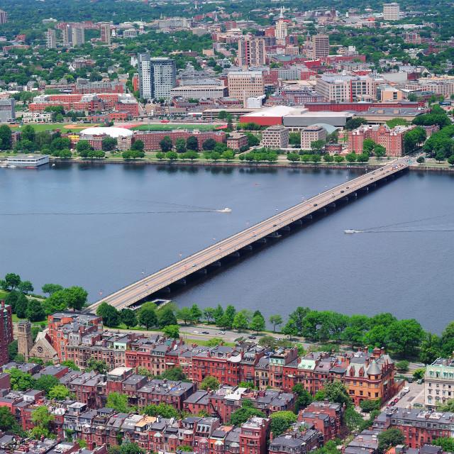 """Boston River"" stock image"