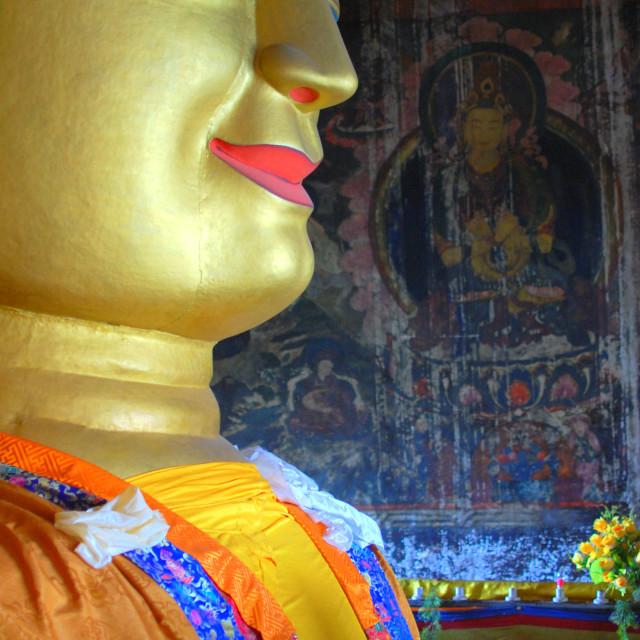 """""""Shakyamuni"""" stock image"""