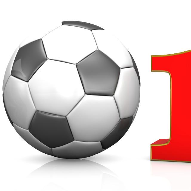 """Football Germany 2016"" stock image"