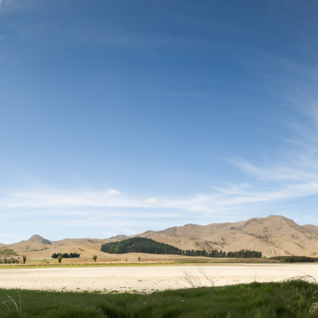 """""""Marlborough land, south island New Zealand"""" stock image"""