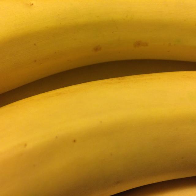 """""""Bananas 1"""" stock image"""
