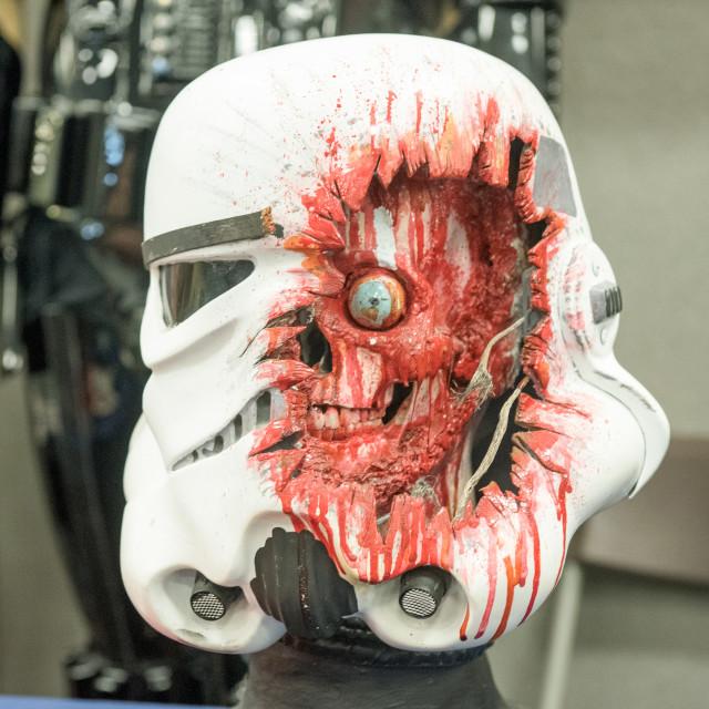 """Sci-fi convention – London"" stock image"