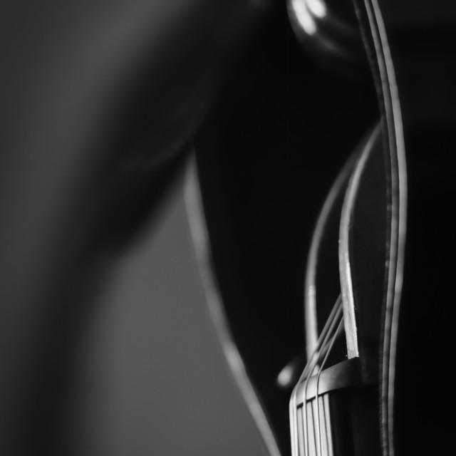 """""""Cello in case"""" stock image"""