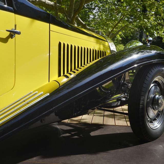 """Bugatti"" stock image"