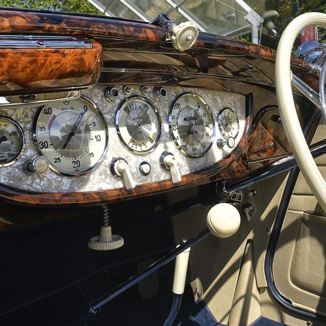 """Mercedes"" stock image"