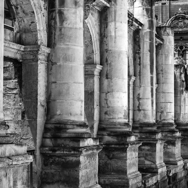 """Malta - Opera remnats"" stock image"