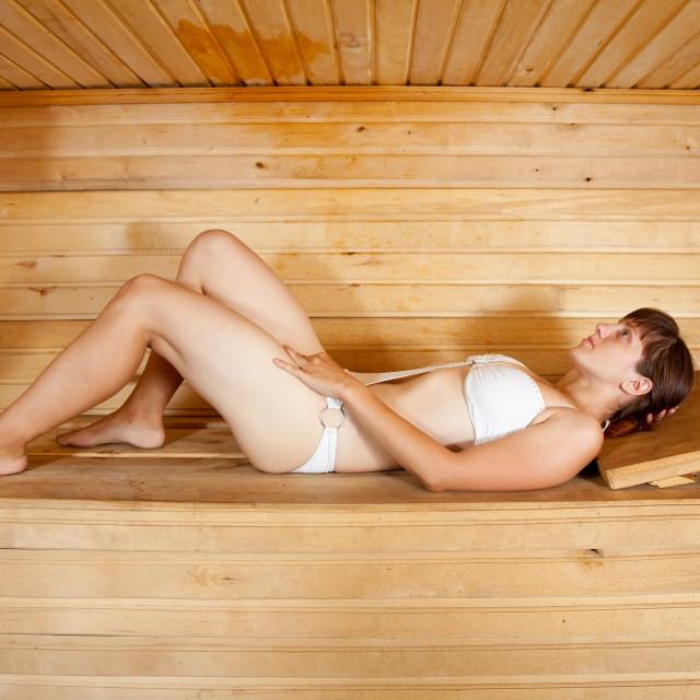 Секс русские тетки моются в бане смотреть онлайн девушек сетке фото
