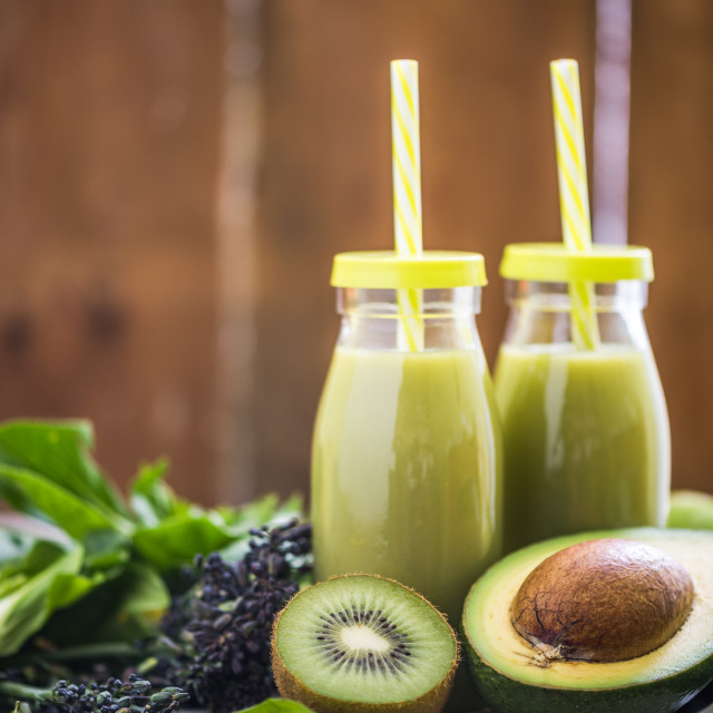 """healthy beverage, smoothie"" stock image"