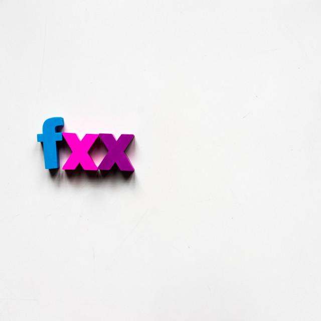 """""""fxx"""" stock image"""