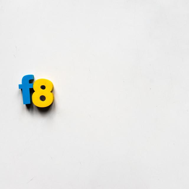 """f8"" stock image"