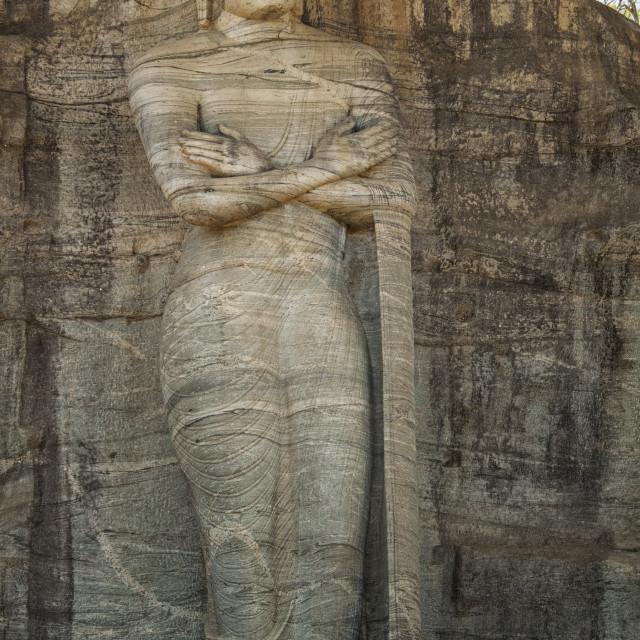 """""""Giant Buddha"""" stock image"""