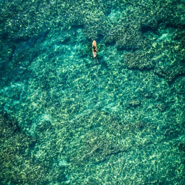 """""""Ocean sport"""" stock image"""